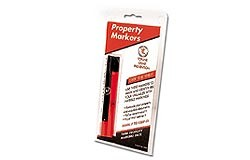 TLPM2 Property marking - ultra violet lamp
