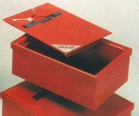 Firecracker Fire resistant Cupboard safe