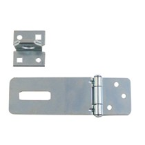 ABUS 200 series Hasp & Staple - Single link - 95mm