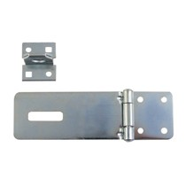 ABUS 200 series Hasp & Staple - Single link - 115mm