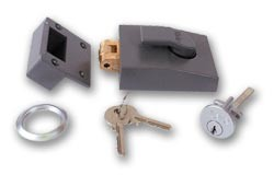 YALE 81 Rollerbolt deadlock nightlatch