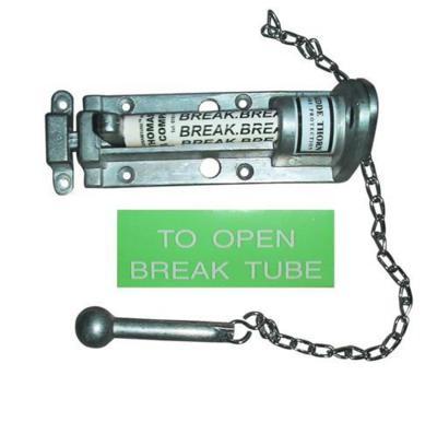 REDMK1 Emergency break tube bolt
