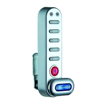 Cupboard or Cabinet Programmable Lock