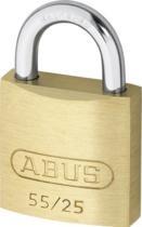 ABUS 65 series solid Brass padlocks - 50mm
