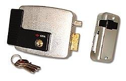 CISA 11921 for external metal doors