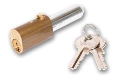 VIRO 3331 Bullet locks - sprung locked - 86mm