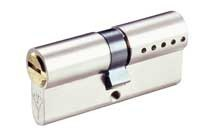 Mul-T-Lock MT5 Euro profile key both sides NM 40X40MM