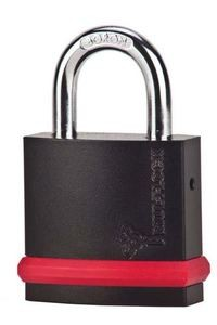 Mul-T-Lock 348E NE Series padlock - Open Shackle - NE14 OS