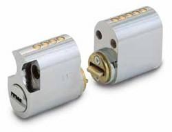 Mul-T-Lock Interactive+ Scandinavian oval cylinders