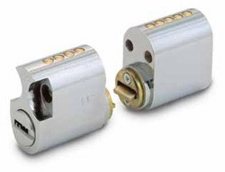 Mul-T-Lock MT5 Scandinavian oval cylinders