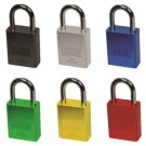 KASP Coloured Padlock 40mm