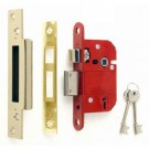 ERA 262/362 5 lever BS mortice sashlock