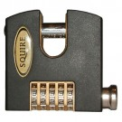 Squire SHCB Sliding Shackle Combination Padlock